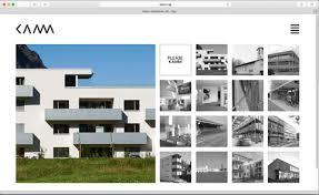 architektur homepage weber harbeke partners ein corporate design so schnörkellos wie