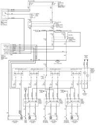 2001 ford escape radio wiring diagram ford ranger radio wiring