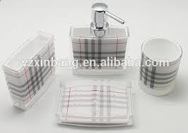 wholesale acrylic bath accessories china online buy best acrylic