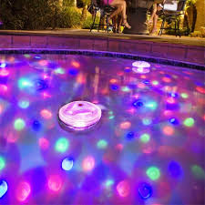 solar swimming pool lights the beauty floating pool lights to enjoy more when the sun sets