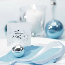 classic place card holders set of 8 my wedding favors