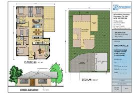 Home Plans With Cost To Build Duplex Plans Different Sides Plan Total Living Area Sq Ft Bedrooms