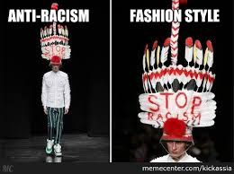 Fashion Meme - modern fashion where weird is normal and normal is weird by