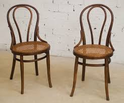 Wooden Bistro Chairs Thonet Chairs Vintage Retro Antique Bistro Chair The 20s