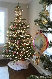 sparse tree and vintage shiny brites elko