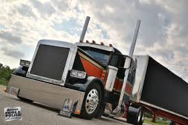 peterbilt show trucks these stunning rigs took the cake at latest pride u0026 polish truck show