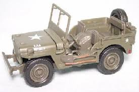 jeep us 1 32nd scale diecast metal u s willys jeep