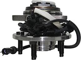 Vaccum Abs Amazon Com Brand New Front Wheel Hub And Bearing Assembly Mazda