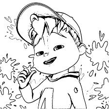alvin chipmunks coloring pages coloringsuite