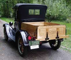 Vintage Ford Truck Forum - model t ford forum pickup bed conversion
