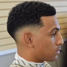 short natural tapered low hairstyles with a part 50 fade and tapered haircuts for black men part 2