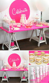 Engagement Party Decorations Ideas by Kara U0027s Party Ideas Neon Pink
