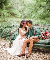 mariage boheme chic la robe de mariée bohème chic pour les amoureuses de la nature