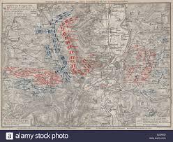 Metz France Map by Franco Prussian War Battle Of Mars La Tour Borny U2013colombey 1870