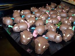 how to make chocolate rats for halloween yes i u0027d like cheese