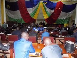si e de l assembl nationale centrafrique faustin archange touadera reprend le contrôle de l