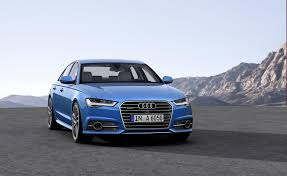 Audi Q5 Facelift - 2016 audi a6 and a7 facelift coming to la auto show