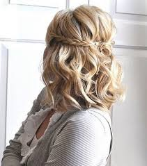idée coiffure mariage cheveux mi coiffure en image - Coiffure Pour Mariage Cheveux Mi
