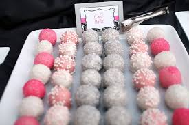 Pink And White Candy Buffet by Pink Gray Dessert Table Pics Elegant Black Grey Pink White Candy