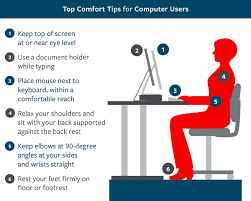 Office Space Move Your Desk How To Adjust Your Desk Chair And Workstation Travelers Insurance