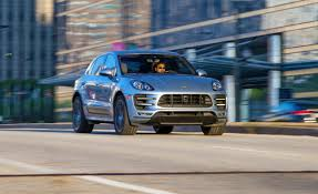 macan porsche turbo 2015 porsche macan turbo test u2013 review u2013 car and driver
