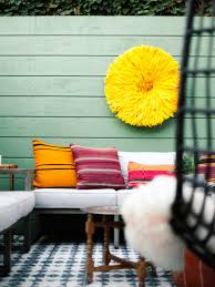 Little Green Notebook Blog by One Room Challenge Fall U2022 Patio Reveal U2014 Old Brand New