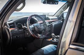 lexus steering wheel review 2017 lexus lx 570 canadian auto review