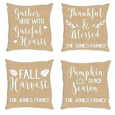 thanksgiving throw pillows 4 bedrooms and more seattle wa