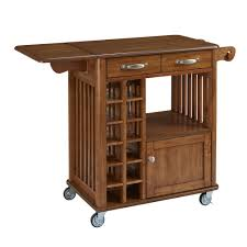 Drop Leaf Kitchen Cart by Craftman Kitchen Decor With Crosley On Wheels Drop Leaf Kitchen