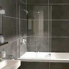 Inward Opening Shower Door Aqata Spectra Sp490 Inward Folding Bath Screen 900 Sp490 900