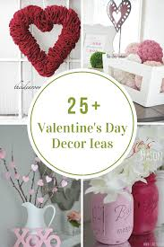 Valentines Day Decor Valentine U0027s Day Decor Round Up The Idea Room