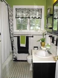 Damask Bathroom Accessories Bathroom Fabulous Black And Grey Bathroom Set Black And White