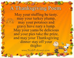 a thanksgiving poem