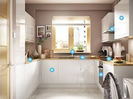 white gloss kitchen doors wickes white handle less kitchen wickes co uk white