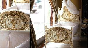 Luxury Baby Bedding Sets Luxury Royal Wooden Baby Crib European Style New Born Baby Bed