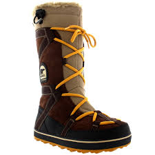 sorel womens boots uk womens sorel glacy explorer waterproof winter fur lined