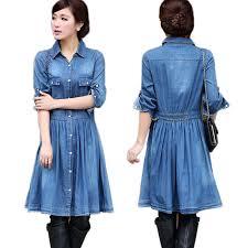 cheap plus size denim dresses find plus size denim dresses deals
