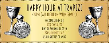 trapeze bar shoreditch faded circus glamour to excite and delight