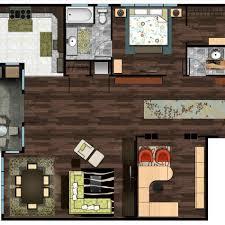 master bedroom floor plan 3d house flooring ideas