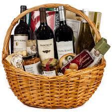 gourmet gift baskets wine gourmet gift basket