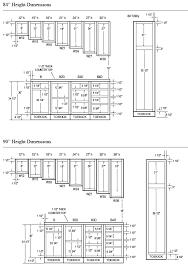 kitchen cabinet design standards 25 kitchen cabinet design guidelines