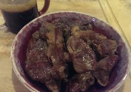 stout braised country style ribs mmmfoodies
