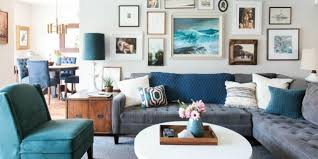 decorated family rooms living room best blue living room design ideas blue living room