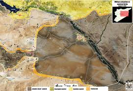Homs Syria Map by Map Eastern Syria After Latest Syrian Army Victories Over Isis In
