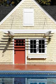Pool House Garage White Oaks Sunroom And Pool House U2014 Locale Design Build