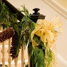 colorful christmas in a colonial traditional home