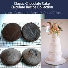 classic vanilla chocolate cake veena azmanov