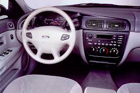 Taurus Sho Interior 2000 Ford Taurus Sho News Reviews Msrp Ratings With Amazing