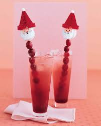 winter cocktails martha stewart