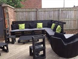 Diy Outdoor Sectional Sofa How To Build Patio Sofa Out Of Wooden Pallets Nrtradiant Com